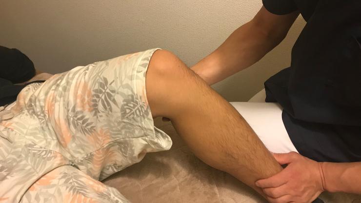 筋膜リリース整体とはのアイキャッチ画像